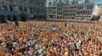 Afbeelding: Prachtig: zo zag Duivelsviering op Grote Markt er in 360 graden uit