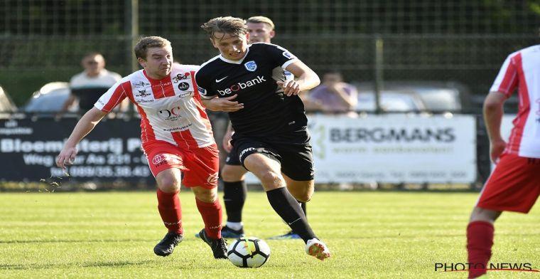 'Italiaanse club heeft grof geld over voor Berge van KRC Genk'