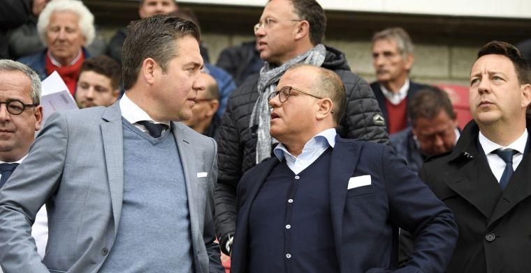Voorzitter bevestigt deal met Club Brugge: ''Kon de concurrentie niet aan''