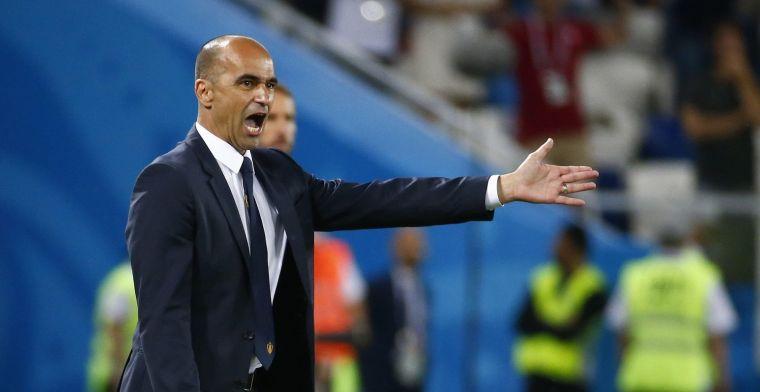 Martinez: Dat was de enige reden waarom ik naar België kwam
