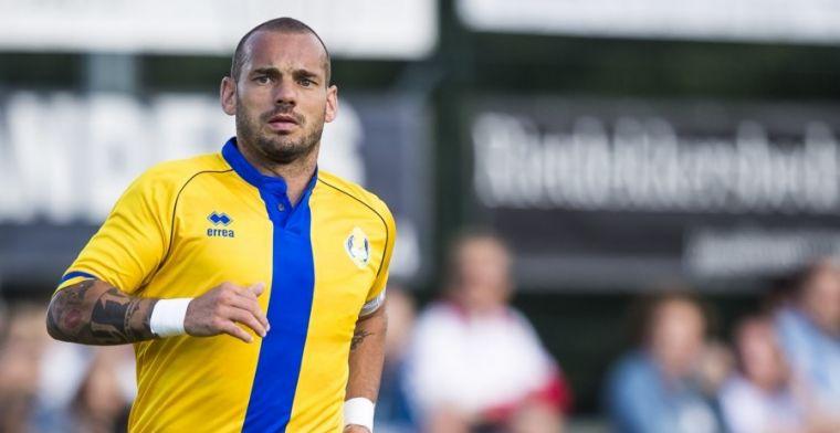 Sneijder uit twijfels na WK-finale: Dan vraag ik me af: wat heb je er dan aan?