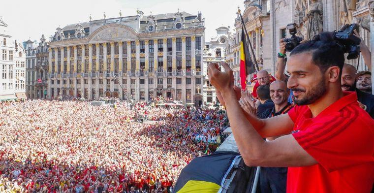 Mooi: Chadli krijgt nog een extra beloning na uitstekende WK-campagne