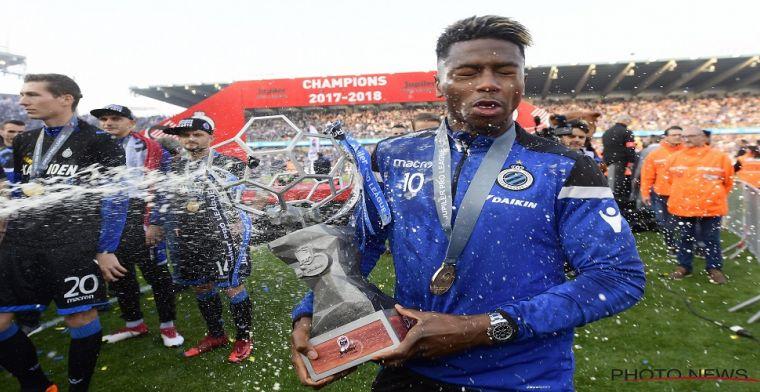 'Club Brugge kan Diaby kwijtspelen aan Spaanse club'
