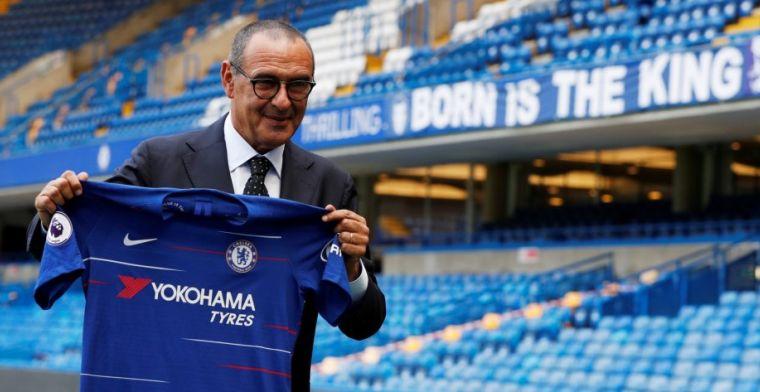 'Chelsea wil liefst drie spelers van Juve: Morata of Batshuayi moet vertrekken'