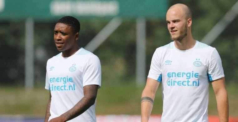 Gewilde aanvaller spreekt zich uit: Of dat bij PSV is? Ja, ik blijf bij PSV