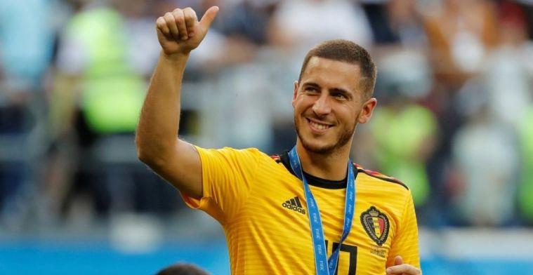 Tuttosport: Higuaín desbloquea el fichaje de Hazard por el Madrid