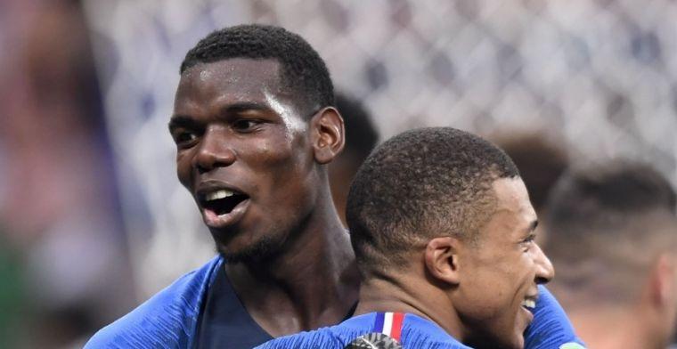 'Pogba zet in op sensationele transfer vanwege Ronaldo en boezemvriend'