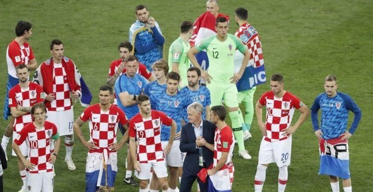 El United pasa la barrera de los 100 por dos croatas