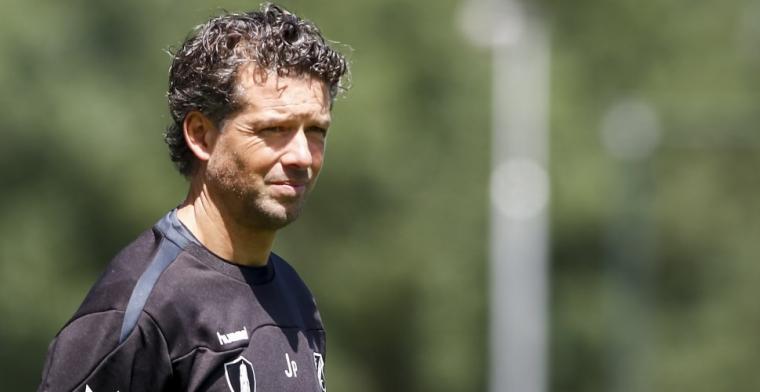 De Jong krijgt andere rol bij FC Utrecht: Uitgebreid geëvalueerd