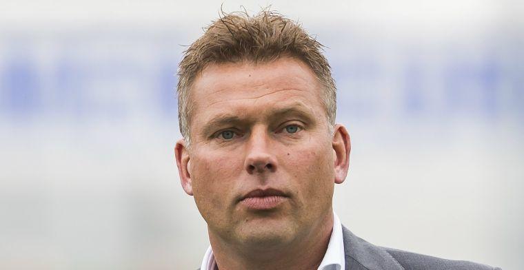 Kraay jr.-opvolger mag door: 'Enige wat ik bij Utrecht deed: onder contract staan'