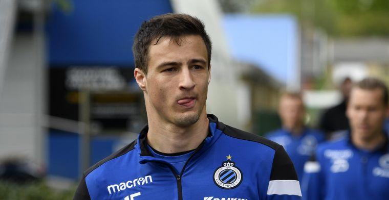 'Komst van Mitrovic naar Club heeft gevolgen voor andere verdediger'