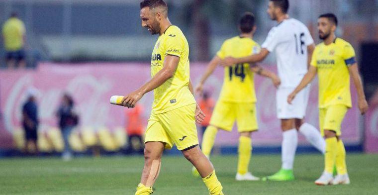Cazorla muestra su agradecimiento al Villarreal por su regreso