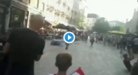 Afbeelding: HEERLIJK! Kroatisch kindje zorgt voor daverend applaus in Brussel