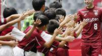 Imagen: Iniesta llega a Japón para ampezar su aventura con el Vissel Kobe