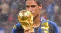 Imagen: Varane se postula como posible candidato para el Balón de Oro