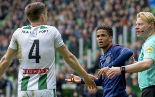 Afbeelding: DvhN: FC Groningen kan twee miljoen euro incasseren voor 'geweldige gozer'