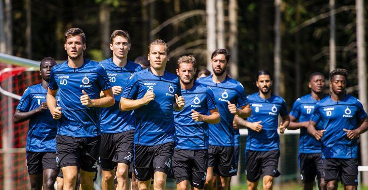 Club Brugge-speler beseft: Wij moeten toch beter kunnen dan dit