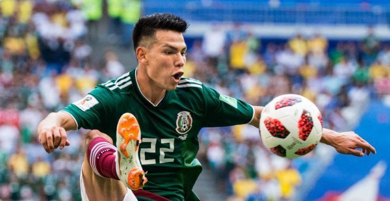 'Lozano keert ondanks geruchten volgende week terug: duidelijke missie PSV'