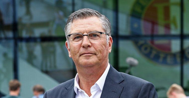 Van Geel reageert op Overmars: 'Begrijp het wel als je vier jaar geen prijs pakt'