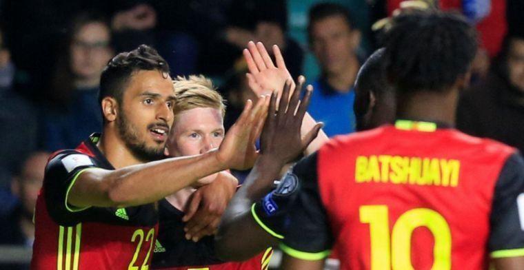 Rode Duivel is bezig met transfer: WK helpt me wel om club te vinden