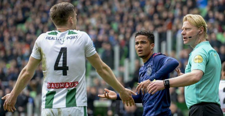 DvhN: FC Groningen kan twee miljoen euro incasseren voor 'geweldige gozer'