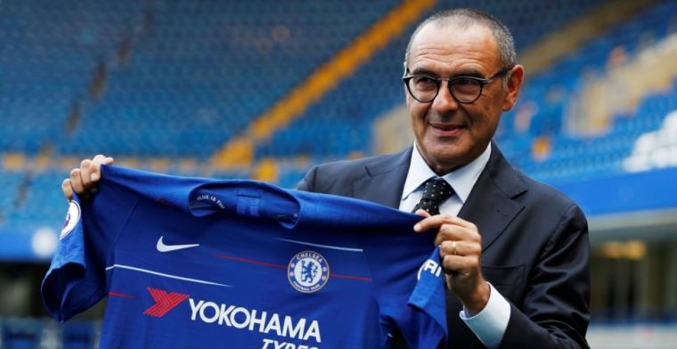 'Sarri krijgt rookverbod bij Chelsea en moet pakken dragen van Abramovich'