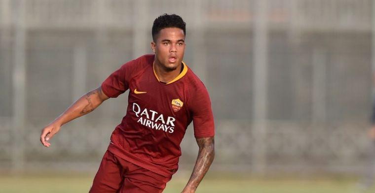 Roma troefde concurrentie af voor Kluivert: Ontzettend lastig om Justin te halen