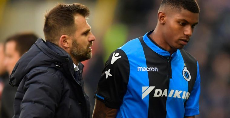 'Deal is rond, Club Brugge ontvangt uiteindelijk spotprijs voor aanvaller'