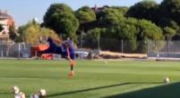 Imagen: VÍDEO | ¿Es Oblak o Cristiano Ronaldo? ¡Qué bárbaro!