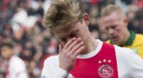 Imagen: El Ajax le responde contundentemente al FC Barcelona sobre De Jong