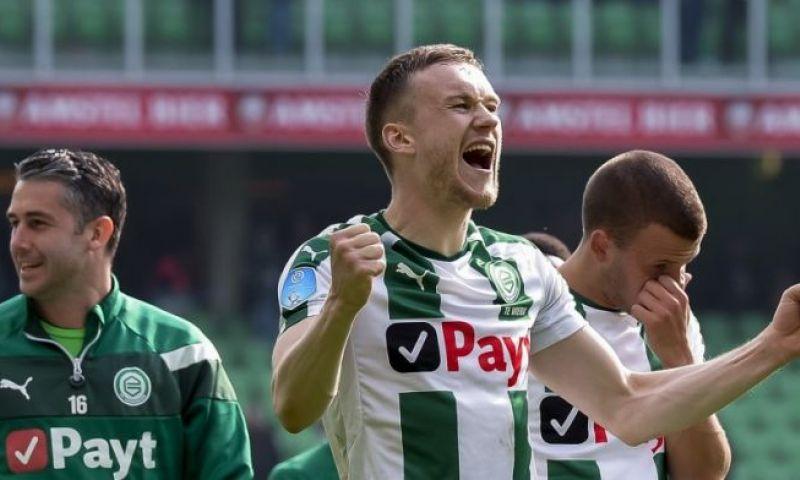 Afbeelding: FC Groningen wijst miljoenenbod af: