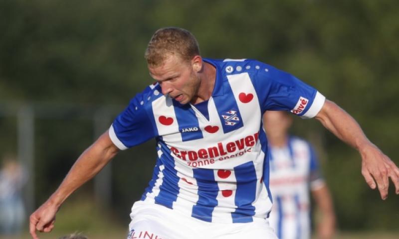 Afbeelding: Update: 'Heerenveen wees bod van ruim drie ton op Veerman af'