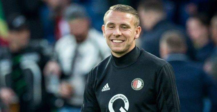 Zaakwaarnemer noemt geruchten 'onzin': Feyenoord lijkt seizoen met duo in te gaan