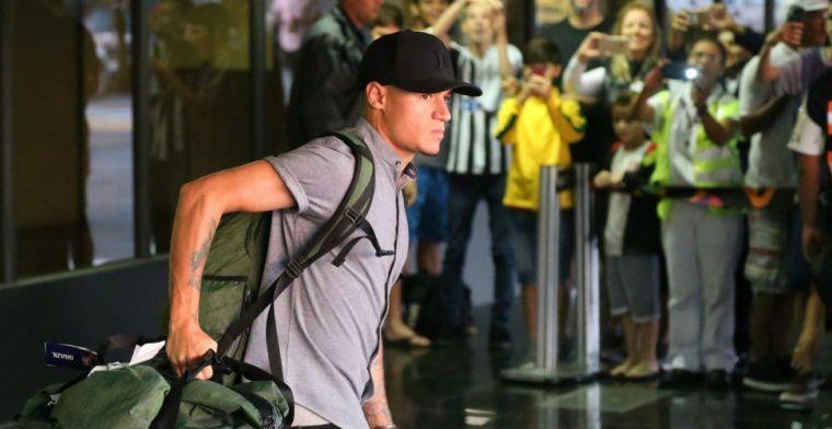 Update: 'Barcelona geeft niet op en legt derde bod voor Willian op tafel'