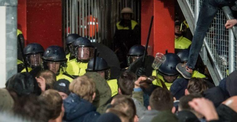 Update: Vak-P woest over cel- en taakstraffen: 'Geen kilo's, maar grammetjes coke'