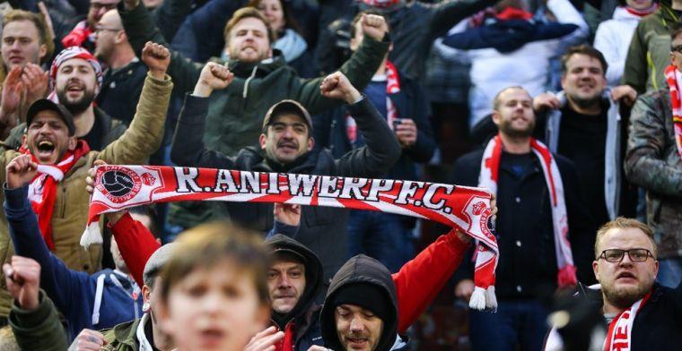 'The Reds' gaan weer volledig in het 'red', maar Antwerp kiest ook voor goud