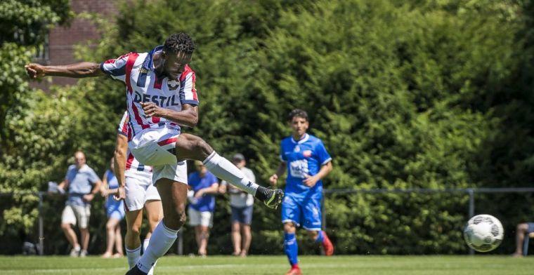 Willem II laat transfervrije aanvaller met vertraging gaan: 'Geen akkoord'
