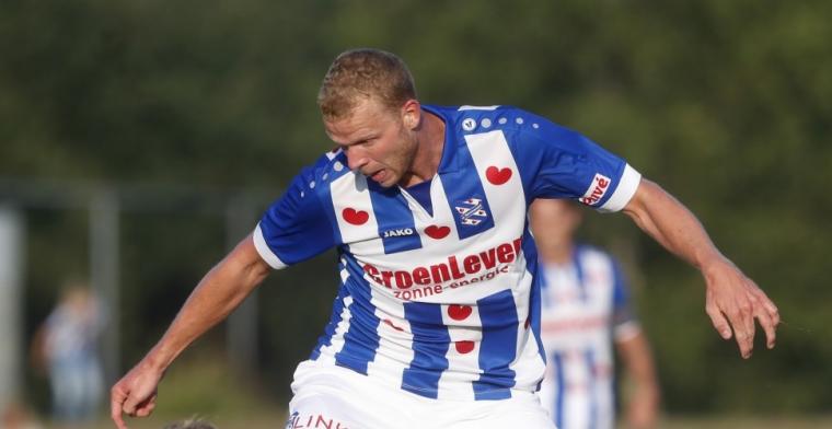 Update: 'Heerenveen wees bod van ruim drie ton op Veerman af'