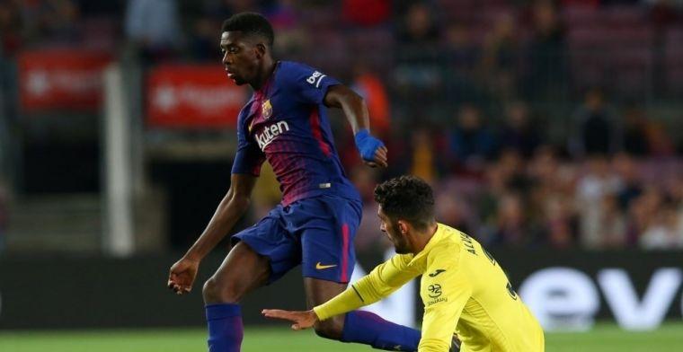 En el Barcelona creen que es la hora de Ousmane Dembelé