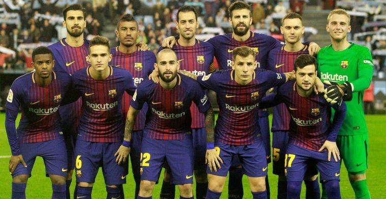 'Barcelona gaat opruimen: twee verdedigers maken op korte termijn transfer'