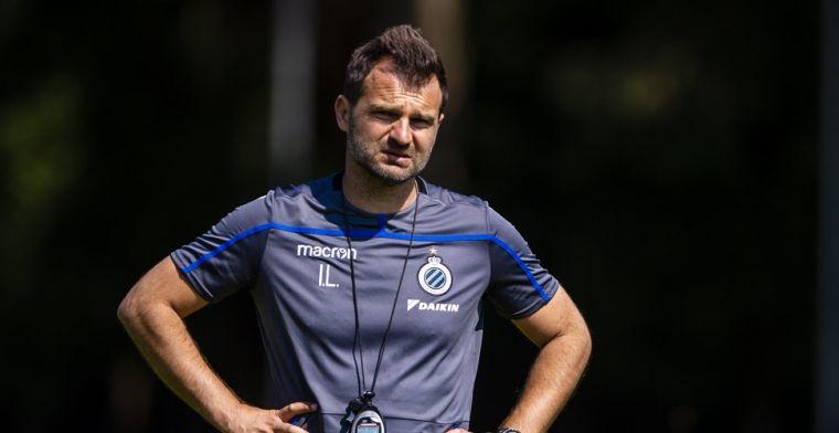 Leko had graag gewerkt met succescoach van Club Brugge: Chapeau daarvoor
