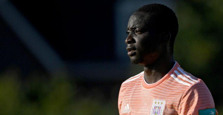 Dauda is ambitieus na dubbelslag voor Anderlecht: 'Ik hoop op een basisplaats'