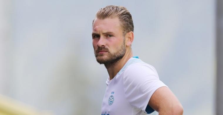'Zoet wilde niet meer wachten op AS Roma en besloot te verlengen bij PSV'