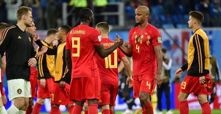 Kompany mengt zich in 'niet-Frankrijk-maar-Afrika-won-het-WK-debat'
