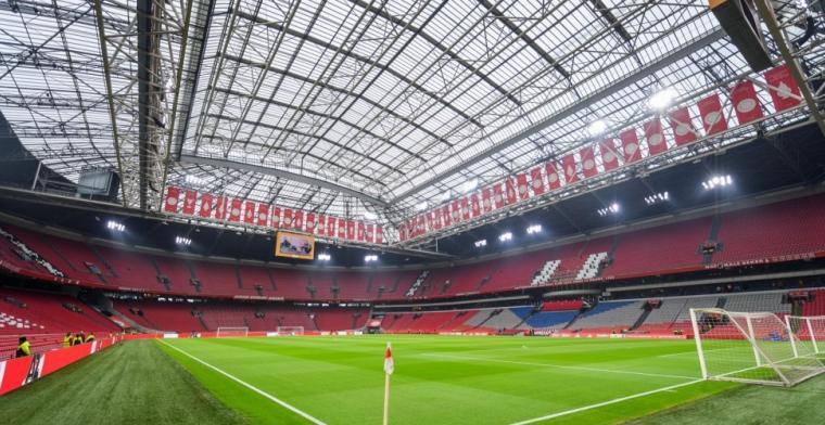 'Hij heeft laten weten dat Ajax twintig miljoen euro op hem geboden heeft'