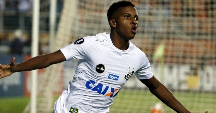 """""""Vinicius y yo no seremos reservas, tenemos potencial"""""""