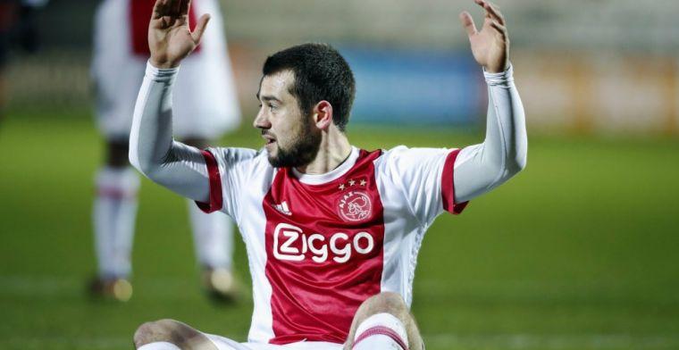 Younes maakt einde aan transfersoap en richt woord tot Ajax: 'Amazing'