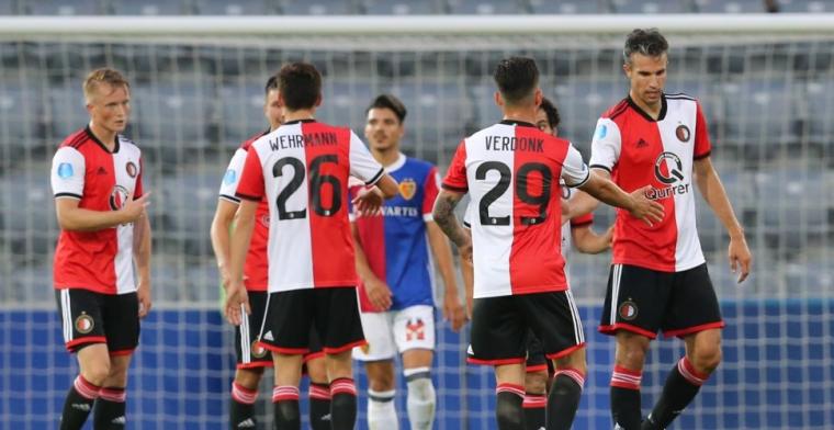 Van Beek, Nieuwkoop, Ayoub en Boëtius op de Feyenoord-bank, kans voor jeugdspeler