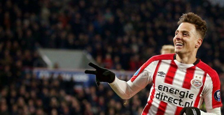 RAI Sport: Arias laat zijn keuze vallen op Napoli, 10 à 15 miljoen voor PSV