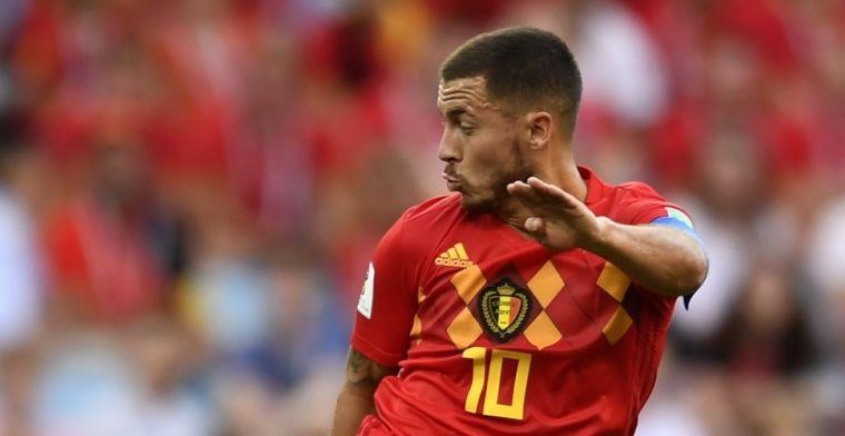 Het grote verschil tussen Hazard en Neymar: Hazard is een niveau verder